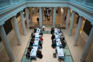 WPOW's Seminar and Portfolio Review at the Corcoran in Washington D.C., February 9, 2014.